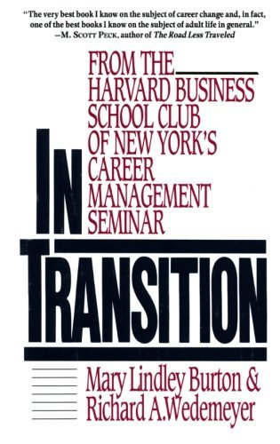 Mary Lindley Burton In Transition From The Harvard Business School Club Of New York