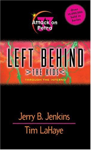 Jerry B. Jenkins Attack On Petra