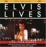 Elvis Presley Elvis Lives Live From Memphis Nr 25th Anniv.