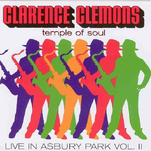 Clarence Clemons Vol. 2 Live In Asbury Park