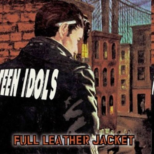Teen Idols Full Leather Jacket