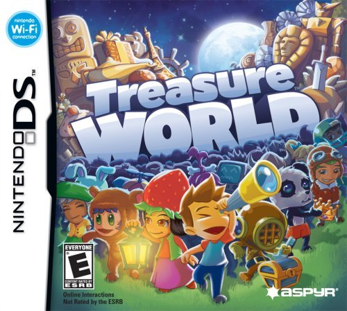 Nintendo Ds Treasure World