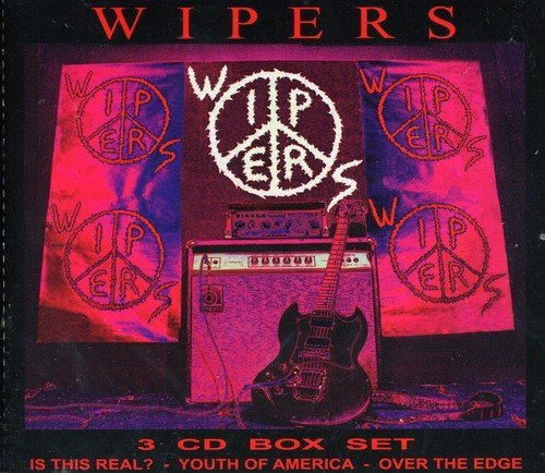 Wipers Wipers Box Set 3 CD