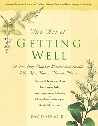 David Spero The Art Of Getting Well A Five Step Plan For Maximizing Health When You H