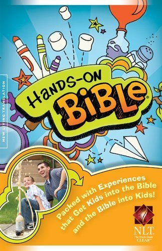 Tyndale Hands On Bible Nlt Children Updated