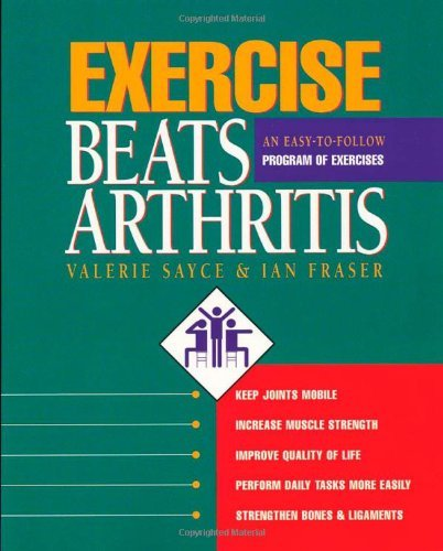 Valerie Sayce Exercise Beats Arthritis An Easy To Follow Program Of Exercises 0003 Edition;revised