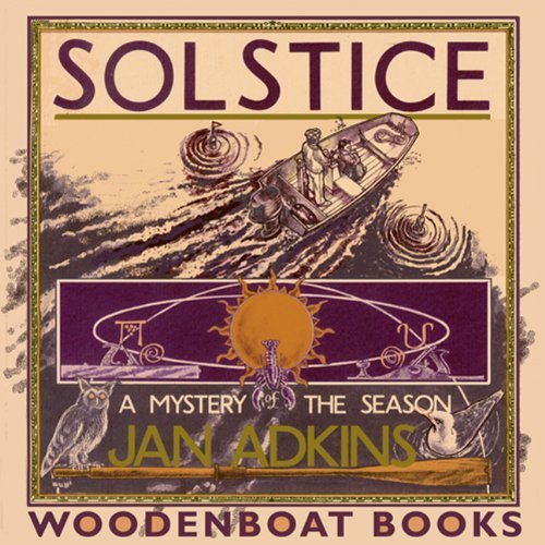 Jan Adkins Solstice A Mystery Of The Season