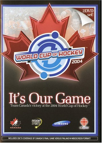 World Cup Of Hockey It's Out G World Cup Of Hockey It's Our G G 2 DVD