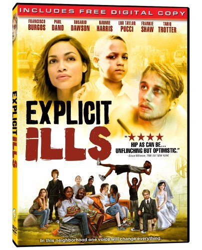 Explicit Ills Dawson Dano Harris Ws R Incl. Digital Copy