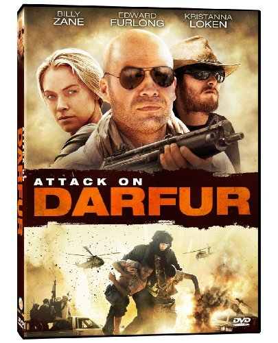 Attack On Darfur Zane Loken Furlong DVD Nr