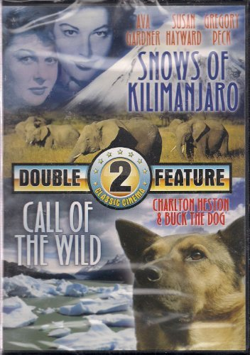 Snows Of Kilimanjaro Call Of The Wild Double Feature