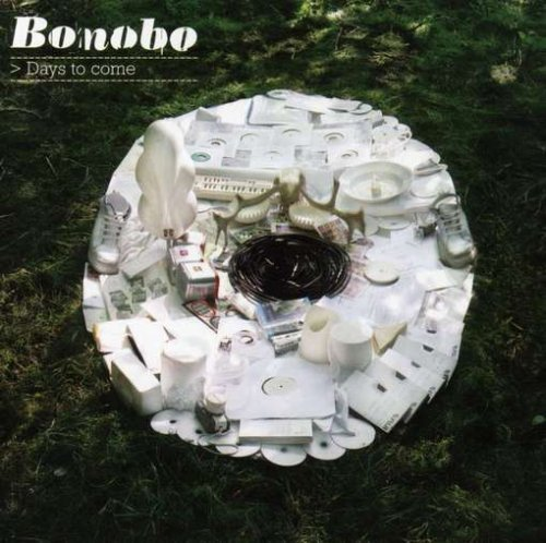 Bonobo Days To Come 2 CD Set