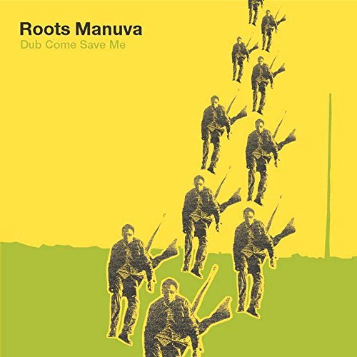 Roots Manuva Dub Come Save Me