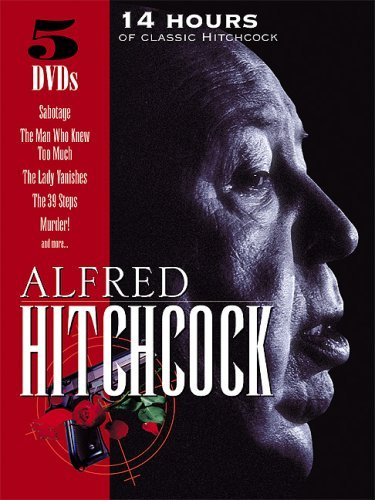 Alfred Hitchcock Alfred Hitchcock Bw Nr 5 DVD