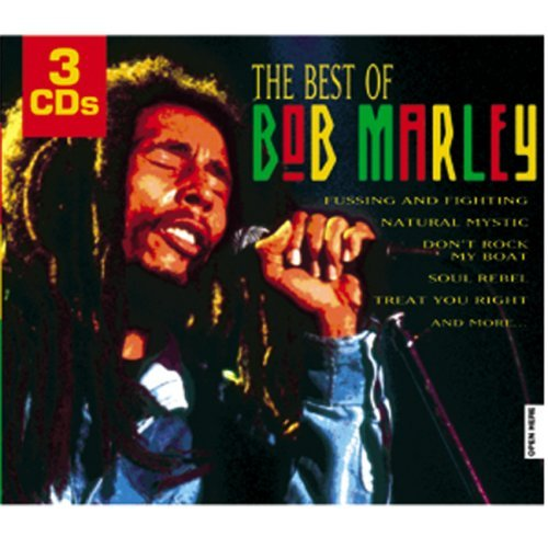 Bob Marley Best Of Bob Marley 3 CD Set