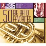 50 Big Band Favorites 50 Big Band Favorites Miller Dorsey Ellington 3 CD Set Digipak