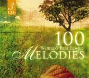 100 World's Best Loved Melodie 100 World's Best Loved Melodie 3 CD Set Digipak