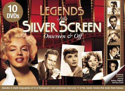 Legends Of The Silver Screen Legends Of The Silver Screen Clr Bw Nr 10 DVD