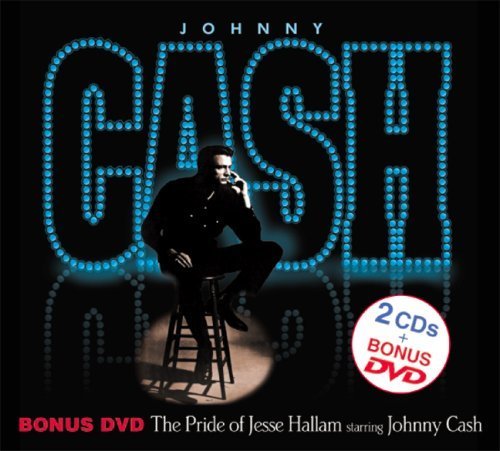 Johnny Cash Johnny Cash 2 CD Set Incl. Bonus DVD