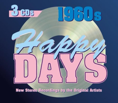 Happy Days 1960s Happy Days 1960s 3 CD Set Digipak