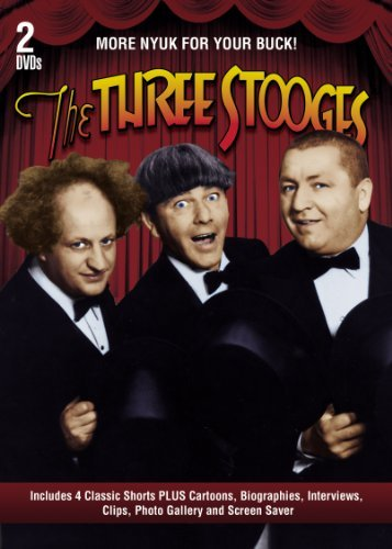 More Nyuk For Your Buck! Three Stooges Clr Bw Nr 2 DVD