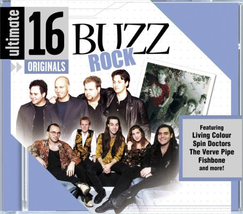 Ultimate 16 Originals Buzz Rock