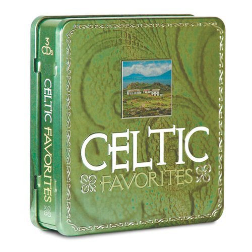Celtic Favorites Music Forever 3 CD Set Tin Can Collection