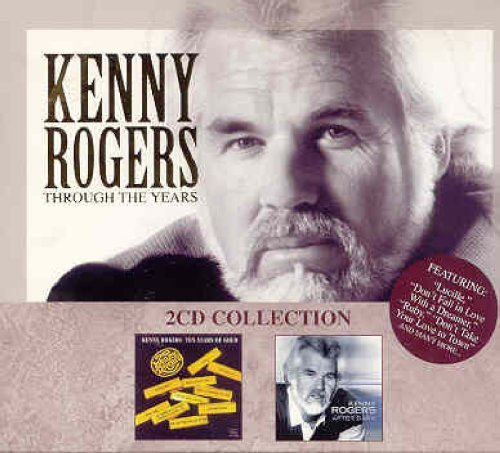 Kenny Rogers Through The Years 2 CD Set
