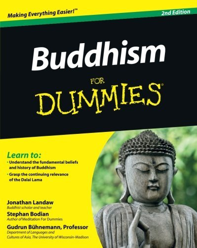 Jonathan Landaw Buddhism For Dummies 0002 Edition;