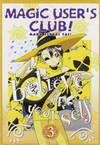 Magic Users Club Vol. 3 Believe In Yourself Clr Jpn Lng Eng Dub Sub Nr