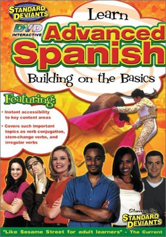 Advanced Spanish Building On T Standard Deviants Clr Nr
