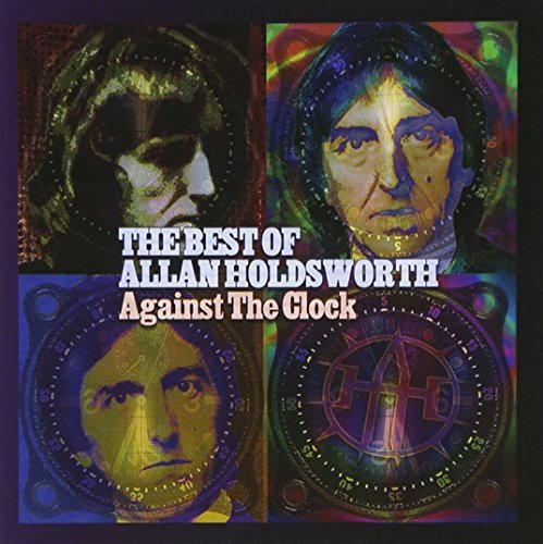 Allan Holdsworth Against The Clock Best Of 2 CD