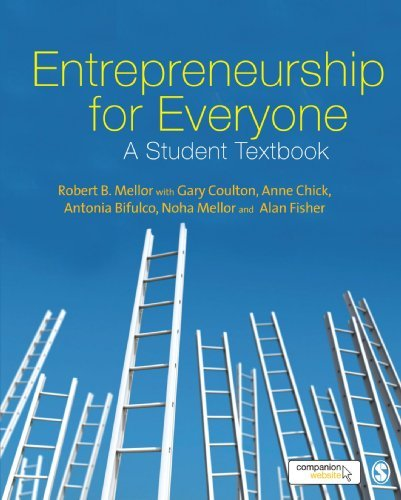 Robert Mellor Entrepreneurship For Everyone