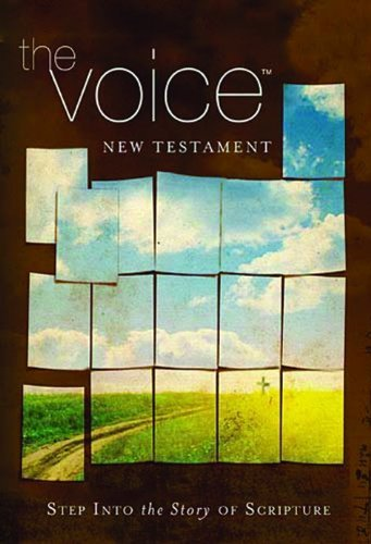 Ecclesia Bible Society Voice New Testament Vc Step Into The Story Of Scripture Revised