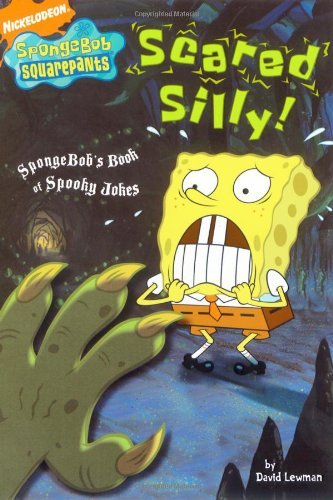 David Lewman Scared Silly! Spongebob's Book Of Spooky Jokes