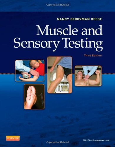 Nancy Berryman Reese Muscle And Sensory Testing 0003 Edition;
