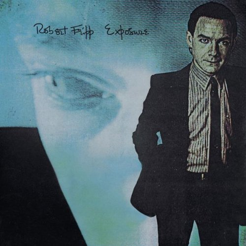 Robert Fripp Exposure Lmtd Ed. 2 CD Set