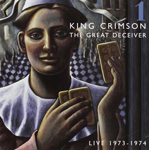 King Crimson Great Deceiver 1 Live 1973 74 2 CD Set