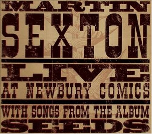 Martin Sexton Live At Newbury Comics