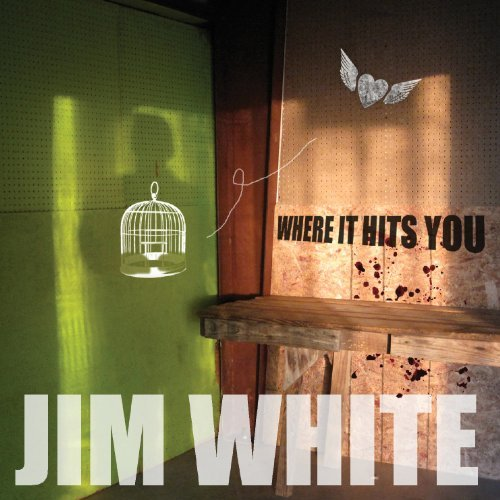 Jim White Where It Hits You 2 Lp