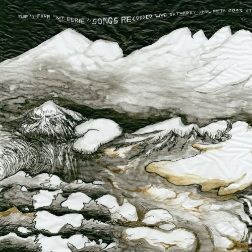 Mt. Eerie Live In Copenhagen 3 Lp Set