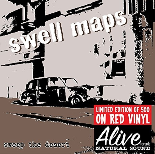 Swell Maps Sweep The Desert Red Vinyl Lmtd Ed. Sweep The Desert