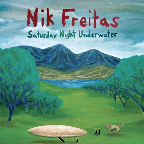 Nik Freitas Saturday Night Underwater Digipak