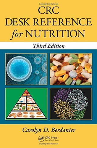 Carolyn D. Berdanier Crc Desk Reference For Nutrition 0003 Edition;
