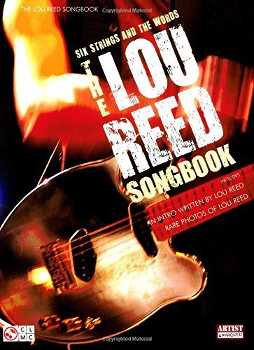 Steve Gorenberg The Lou Reed Songbook Six Strings And The Words