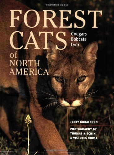 Jerry Kobalenko Forest Cats Of North America Reprint