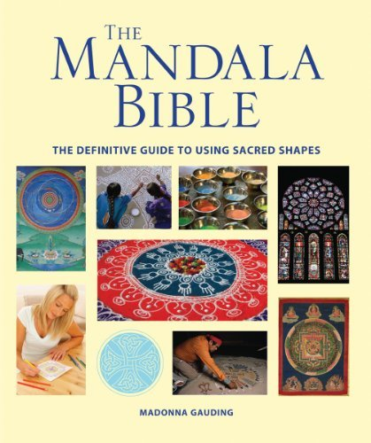 Madonna Gauding The Mandala Bible The Definitive Guide To Using Sacred Shapes