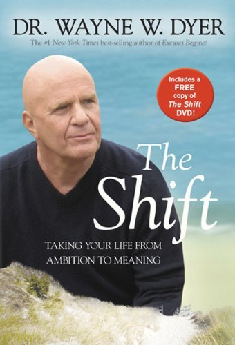 Wayne W. Dyer The Shift (with Dvd)