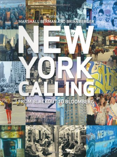 Marshall Berman New York Calling From Blackout To Bloomberg