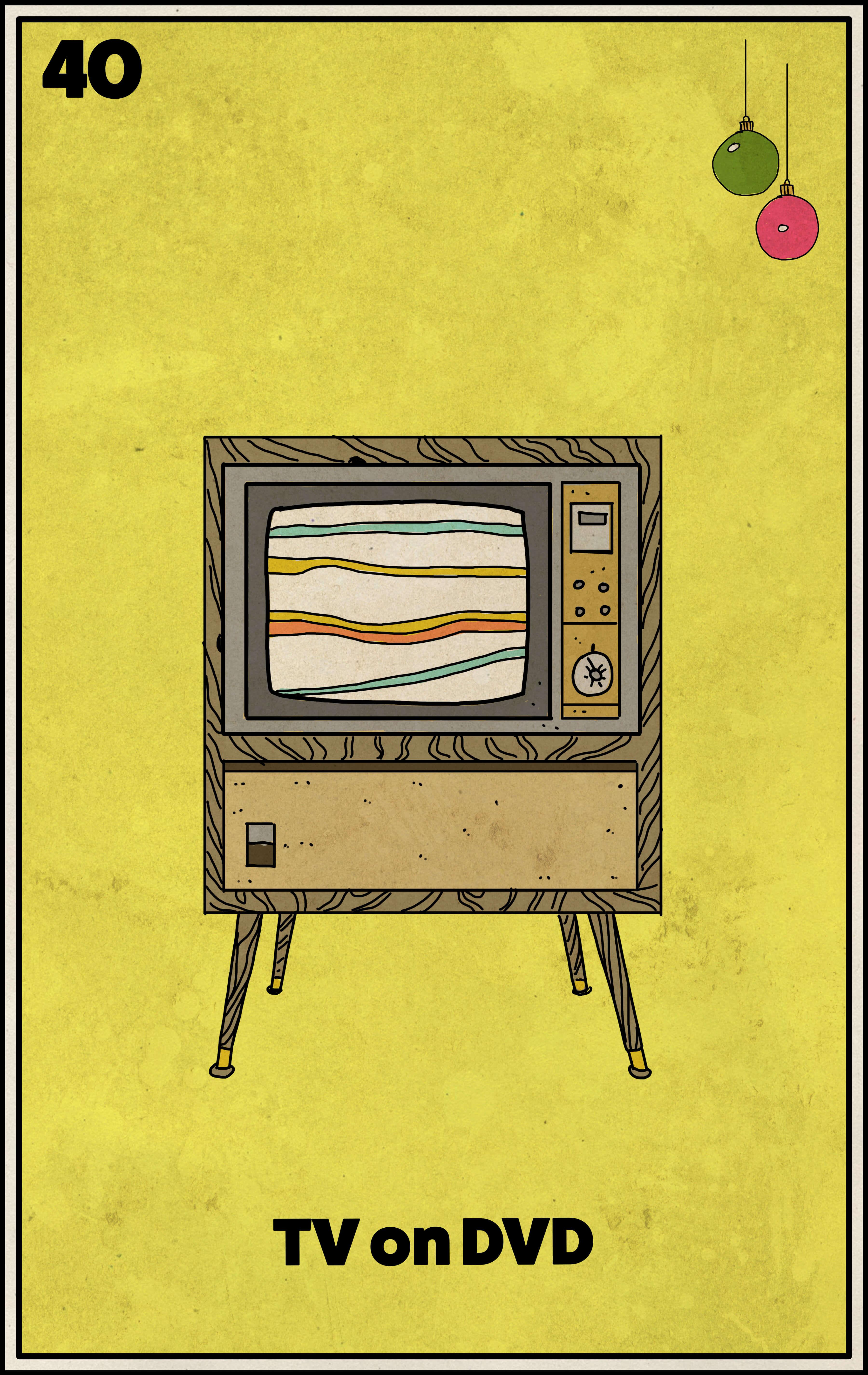 TV on DVD